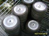 Bomba de gás do Vortex do ventilador da canaleta do lado do ventilador de ar da bomba de vácuo do ventilador de ar 180W