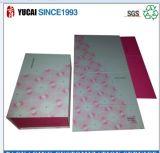Venta al por mayor de empaquetado plegable del rectángulo del rectángulo de regalo del rectángulo de papel 2017
