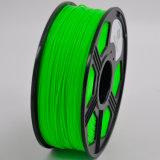 ABS 1.75mm Fluorescente Gloeidraad van de Druk van 42 Kleuren 3D