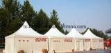 党、8つと結婚するイベントの大きく贅沢な党テントのための屋外のテント