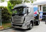 Hyundai Xcient camión tractor 4X2 con 60 a 80 Ton tirando