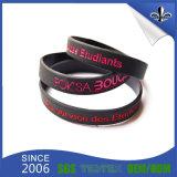202*12*2mm oder kundenspezifischer Größe Hell-Farbiger SilikonWristband