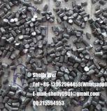 ショットブラスト媒体は、研摩剤、鋼鉄打撃、カーボン切口ワイヤー打撃、ステンレス鋼の打撃、ワイヤー打撃、金属の打撃、切口ワイヤー打撃を切るために調節されるアルミニウム打撃に金属をかぶせる