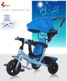 Wenig Baylor 4 in 1 Kind-Dreirad mit Kabinendach