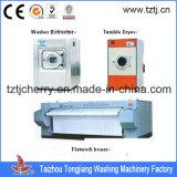 De Apparatuur van de Wasserij van het hotel voor de Wasmachine van Bedsheet van het Linnen van de Stof van het Kledingstuk