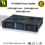 Sanway Fp10000q 4 Versterker van de Macht van het Kanaal 10000W de PRO