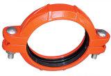 Acoplador de reducción apropiado Grooved del hierro dúctil