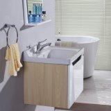 24 '' блока шкафа ванной комнаты лака высоких лоска белых
