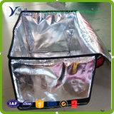 Reflektierende Aluminiumfolie mit gesponnen für Eis-Beutel