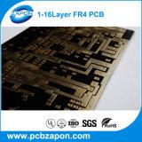 Chinesisches Doppeltes versah schneller Drehung-Prototyp Schaltkarte-Hersteller mit Seiten