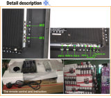 "32"" FHD стали стекла Smart LED TV с помощью DVB-T2"