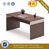 (HX-NS9038) Muebles de oficinas de madera que lustran el escritorio del ordenador del encargado del MDF