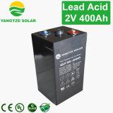 Bateria profunda do coreano do ciclo da alta qualidade 2V 400ah