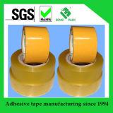 No hay burbuja bajo ruido BOPP cinta adhesiva de embalaje de China