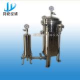 Filtre en acier inoxydable à un seul sac pour le filage du liquide électro-électrique