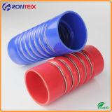 Bosse de l'accouplement droite tuyau flexible en silicone pour les pièces automobiles