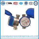 Одиночный тип b /C счетчик воды R80/R160 двигателя холодный или горячий