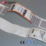 Het hete Verkopen Monza 5 de Markering van de Bagage van de Douane RFID van de Spaander