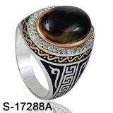 New Arrival Silver Ring Jewellery with Agate
