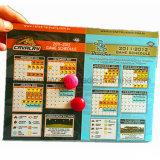 Magnete del frigorifero del calendario per il regalo promozionale
