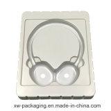 Поднос волдыря Китая белый для упаковывать шлемофона пластичный