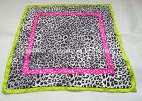 Écharpe / foulard en soie pure en pure qualité (HWBS007)