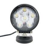 Meilleur prix 18W IP68 LED lumière de travail pour VTT SUV