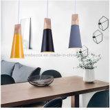De moderne Eenvoudige Lamp van de Tegenhanger van het Aluminium voor Eetkamer