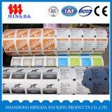 Les emballages alimentaires, papier d'aluminium