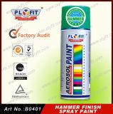 Freies Beispielhandeinfluß-Hammer-Ende-Spray-Lack