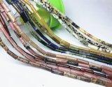 Tube de pierres précieuses Perles Semi-Precious 4-20 mm lâche Jewllry Wholsale Strand Mode Usine