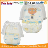 새로운 디자인 연약한 면 처분할 수 있는 아기 훈련은 헐덕거리고, 기저귀를 헐덕거린다