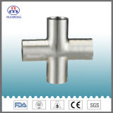 ISO 위생 스테인리스 간결 유형 용접된 동등한 십자가 (. NM034163)