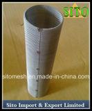 ステンレス鋼の編まれた金網のカートリッジこし器