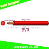 Bvr электрический/электрический провод с медным проводником