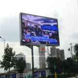 Outdoor DIP P16 Display de cor completa LED 256X256mm RGB Color LED TV Publicidade Display Shenzhen LED