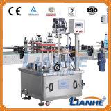Máquina de embotellado automática llena y máquina del lacre