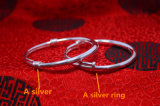 S990 om Vlotte Duw en de Trekkracht van de Armband van de Buik de Zilveren