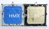 No interior do painel de LED de alta definição de cor total Display LED P5