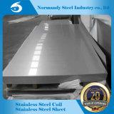 Feuille de l'acier inoxydable 201 pour la construction de bâtiments avec la bonne qualité