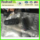 Mola de gás do trem aço de aço/inoxidável com sistemas da liberação da alavanca