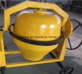 Mezclador de cemento con tambor de hierro fundido