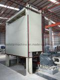 Lastra del quarzo dell'agglomerato che rende a pianta Es-2450f automatico pieno