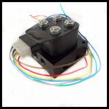 """Fastet elektrischer Magnetspule-Messing des Luft-Fahraufhebung-Ventil-1/2 """" NPT für Serien-Hupe"""