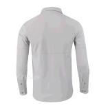 Chemise thermique imperméable à l'eau protégeant du vent d'ouatine de l'hiver de mode