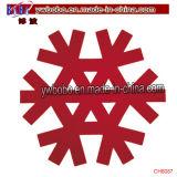 Decorazione della casa di festa dell'ornamento dell'albero di Natale del regalo di promozione (CH8086)