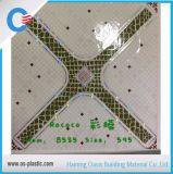 Новые плитки PVC цвета 595mm