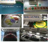 A alta velocidade de Holiauma de um preço principal da máquina do bordado da camisa de T com Dahao computarizou o sistema de controlo mesmos que a máquina computarizada Tajima do bordado