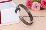 Armband van het Manchet van het Roestvrij staal van de Juwelen van de Moersleutel van de manier 316L de Open