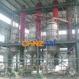 Evaporador aire acondicionado en capa delgada del vacío de la MVR para las aguas residuales, aguas residuales, tratamiento de productos químicos